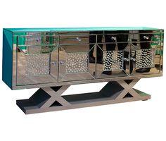 Montreal Accent Cabinet | MONTREAL - | Michael Amini Furniture Designs | amini.com