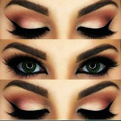 Eye shadow game