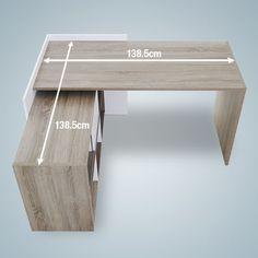 Diy Cardboard Furniture, Folding Furniture, Smart Furniture, Space Saving Furniture, Diy Furniture Projects, Furniture For Small Spaces, Home Office Furniture, Furniture Storage, Wooden Shelf Design