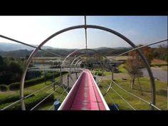 α77 Roller slide - video