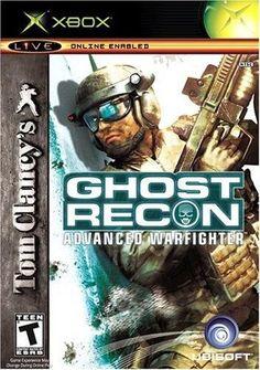 Tom Clancy's Ghost Recon Advanced Warfighter - Xbox