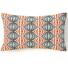 @Overstock - Dress up your decor with a bold decorative pillow from Jiti Pillows. Crafted by artisans in the United States, this Sweet Potato pillow offers a simple shape with a interesting kaleidoscope print.  http://www.overstock.com/Main-Street-Revolution/Jiti-Pillows-Sweet-Potato-Decorative-Pillow/6418268/product.html?CID=214117 $67.99