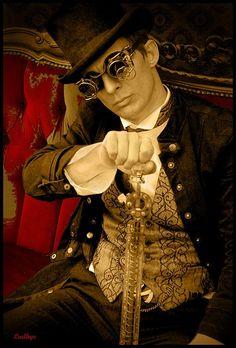 Steampunk gentleman #SteamPUNK ☮k☮ | #steamPUNK ♞ | Pinterest