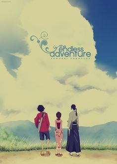 Samurai Champloo...great anime, awesome story and characters. I still watch it from time to time and I loved the soundtrack so much I brought it.