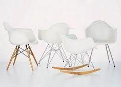 Sedia a dondolo Eames Plastic Armchair RAR Grey Desk Chair, Diy Chair, Sofa Chair, Vitra Chair, Charles & Ray Eames, Charles Ray, Old Chairs, Eames Chairs, Lounge Chairs