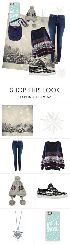 """Untitled #6"" by hamithefangirl ❤ liked on Polyvore featuring Lee, NIKE, BERRICLE, Casetify and Muk Luks"