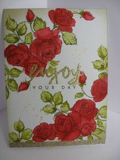 Image result for altenew Vintage flowers set