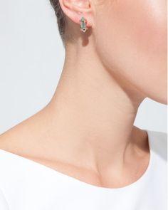 Oasis Gem Earrings by JewelMint.com, $29.99