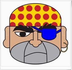 """Cantidad y variedad de """"Máscaras de carnaval"""" en el álbum de fotos de laeduteca.blogspot.com de Picasa."""