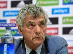 Suspended Spanish FA chief Angel Maria Villar blames govt for World Cup threat