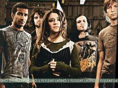 Day 16: A picture of a band you used to love - Flyleaf