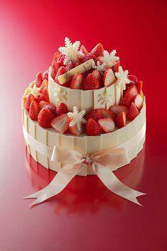 2015 Christmas Cake of Henri Charpentier Tokyo