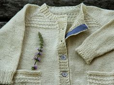 Cricket sweater...Mama pattern too
