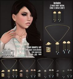 d5d58c99e982 51 Best Second Life Jewelry/Accessories images in 2015 | Jewelry ...