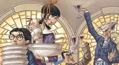 <em>A Series of Unfortunate Events</em> will soon be a Netflix series