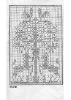 Альбом«Burda special E860/1983 Filet au crochet 4»