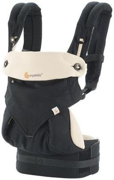 Ergobaby 360 Baby Carrier - Black - Free Shipping