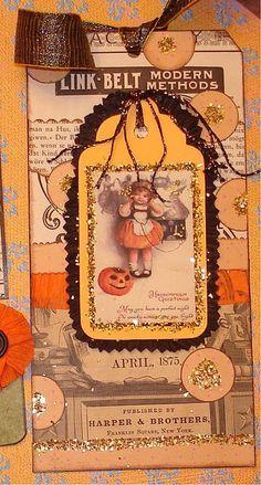 Halloween Tag by bleintz