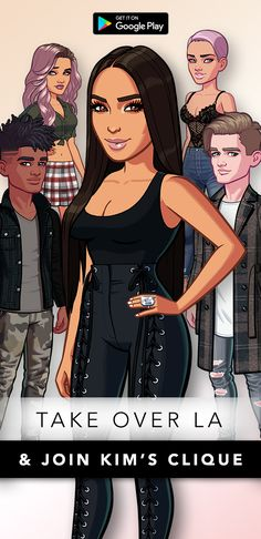 Take over L.A. in a virtual world complete with exclusive clubs, upscale boutiques, and luxury homes when you download Kim Kardashian: Hollywood today! Travel to New York City or Miami and rise to fame and fortune with the help of Kim K. herself!