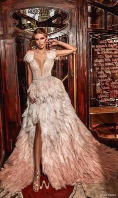 Ombre Wedding Dress, Wedding Dress Backs, Buy Wedding Dress, Wedding Dress Necklines, Stunning Wedding Dresses, Luxury Wedding Dress, Wedding Dress Trends, Colored Wedding Dresses, Designer Wedding Dresses