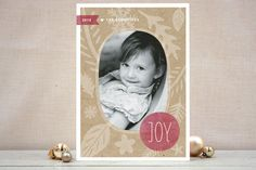 Winter Kraft Christmas Photo Cards by Wondercloud Design at minted.com