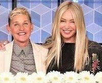 Ellen Degeneres And Portia, Portia De Rossi