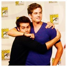 SDCC #DanielSharman #DylanO'Brien