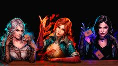 Gwent: The Witcher Card Game Wallpaper by Frampos