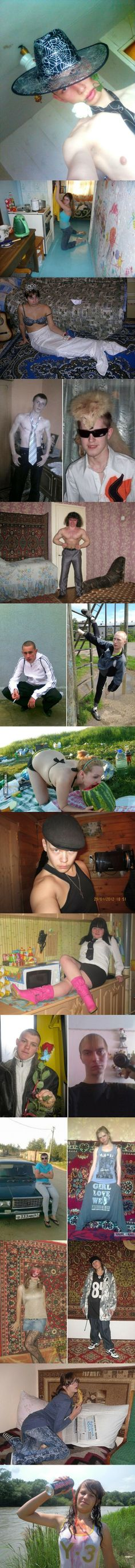 19 Pictures from Russian Dating Sites @AmberLynn Brown , I see nothing wrong with the mermaid one!!