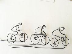os ciclistas