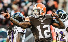 Josh Gordon hopes to play in the NFL again. Johnny Manziel is hoping to play with suspended Josh Gordon next season  12/17/2015