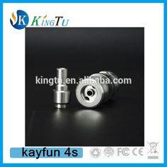 2016 New Product 23.5mm 316SS Kayfun 4S RTA/ Kayfun 4S RBA Adjustable Airflow in Stock, View Kayfun 4S RTA, kingtu, KINGTU Product Details from Shenzhen Kingtu Technology Co., Ltd. on Alibaba.com