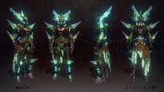 ArtStation - Destiny: Age of Triumph - Titan - Willbreaker Ornament, Ian McIntosh