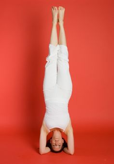 How to Prepare for Inversions in Yoga