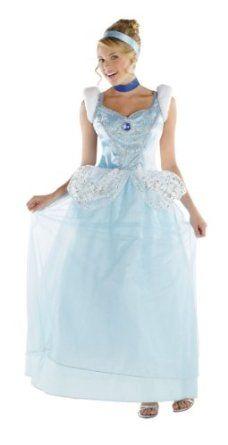Disguise Disney Cinderella Adult Deluxe Costume