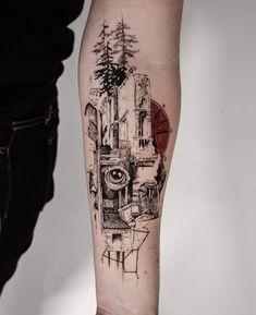 Tattoo by Koit based in Berlin #koit #tattoo #foccz