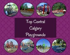 Best Central Calgary Playgrounds East Village, Playgrounds, Calgary, Island, Spaces, Top, Islands, Play Areas