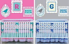 Love these beddings from my friend Katy, owner of Caden Lane!