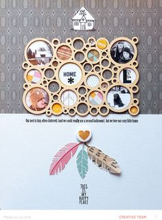 est. 1996 ~ *Main scrapbook kit only* by melanie louette at @Studio_Calico
