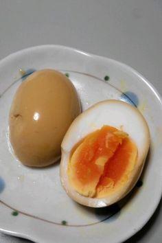 I Want To Eat Ramen Restaurant Style Ajitama (Marinated Boiled Eggs)