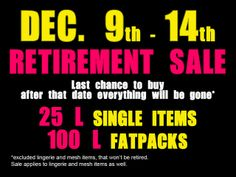 RETIREMENT SALE3 | Flickr - Photo Sharing!