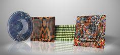 Linea colore: accessori in varie texture