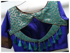 Indian Blouse Designs, Blouse Back Neck Designs, Traditional Blouse Designs, Cotton Saree Blouse Designs, Patch Work Blouse Designs, Simple Blouse Designs, Stylish Blouse Design, Bridal Blouse Designs, Sari Blouse