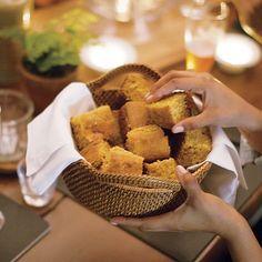 Artesia Large Bread/Cracker Basket in Serving Baskets | Crate and Barrel