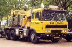 DAF FAT 2600 6x4 bergingstruck van Best Trucks