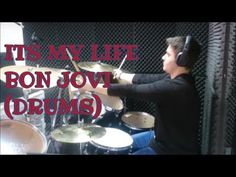 Bon Jovi - It's my Life (drum cover)   Bill Kritikopoulos