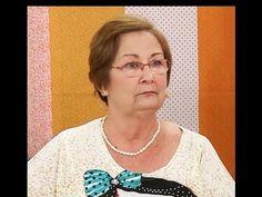 Almofada em Tecido Xadrez com Ana Maria Ronchel | Vitrine do Artesanato na TV - YouTube