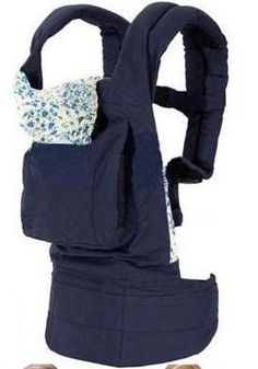 front back baby carrier multifunctional baby suspenders backpack sling wrap blue you can find