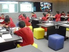 classroom of the future - Google Search Learning Spaces, Poker Table, School Design, Classroom, Future, Google Search, Home Decor, Class Room, Future Tense