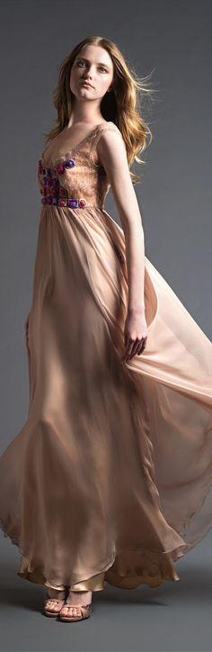 High Fashion - Dresses Only / Alberta Ferretti 2013 by wonderful911        jaglady